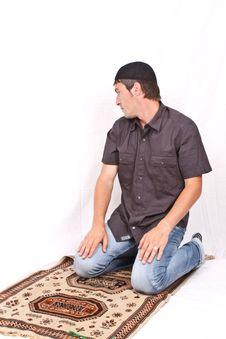 Free Prayer Stock Photo - 9979720