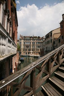Free Venice View Royalty Free Stock Images - 9979809