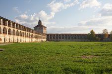 Free Walling Of Kirillo-Belozerskij Monastery, Russia Stock Photos - 9979993