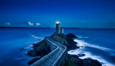 Free Sea, Lighthouse, Tower, Promontory Royalty Free Stock Photos - 99752328