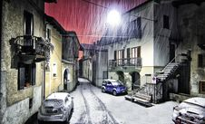 Free Car, Alley, Road, Street Royalty Free Stock Photo - 99752515