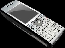 Free Mobile Phone, Feature Phone, Gadget, Communication Device Stock Images - 99752754