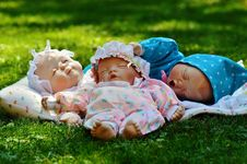 Free Infant, Child, Grass, Toddler Stock Photos - 99753903