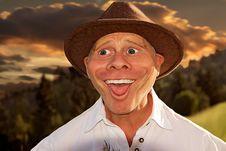 Free Face, Facial Expression, Smile, Senior Citizen Royalty Free Stock Image - 99754096