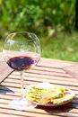 Free Wine And Cheese Royalty Free Stock Photos - 9981418