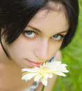 Free Portrait Of Beauty Girl Royalty Free Stock Photos - 9988508