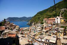 Free Corniglia, Cinque Terre, Italy Stock Photo - 9980350