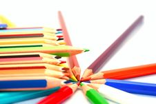 Free Pencils Stock Images - 9981894