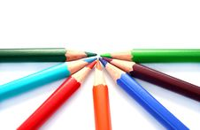 Free Pencils Stock Photography - 9981912
