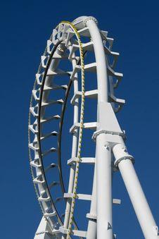 Free Roller Coaster Stock Photos - 9982243