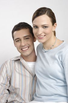 Free Young People Girl And Boy Stock Photography - 9982392