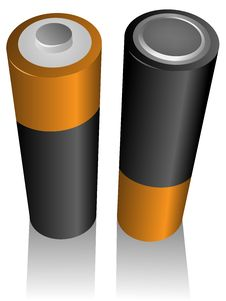 Free Batteries Stock Images - 9982634