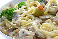 Free Pasta Stock Image - 9983781