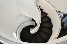 Free Spiral Staircase Royalty Free Stock Photography - 9983847