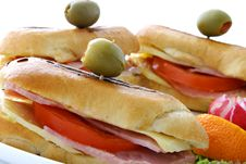 Free Sandwich Stock Images - 9983964
