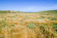 Free Deserted Island Stock Image - 9984001