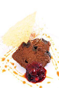 Free Chocolate Cake Stock Images - 9984494