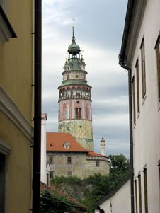 Free Cesky Krumlov (unesco Heritage), Czech Republic. Royalty Free Stock Photo - 9987375
