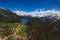 Free Mountain Lake Royalty Free Stock Photo - 9990655