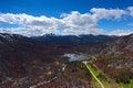 Free Mountain Lake Royalty Free Stock Images - 9990739