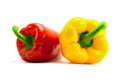Free Two Peppers Stock Image - 9990991