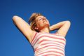 Free Basking In The Sun Royalty Free Stock Image - 9993346