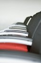 Free Chair Row Royalty Free Stock Image - 9995806