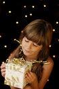 Free Christmas Gift Stock Image - 9996801