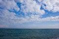 Free Sea And Blue Sky Royalty Free Stock Photo - 9999795