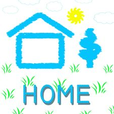 Free Home Tag Royalty Free Stock Image - 9990226