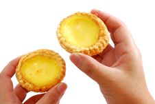 Free Crispy Tart Desert Series 04 Stock Image - 9990391