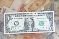 Free Money Background Royalty Free Stock Photo - 9991445
