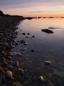 Free Coast Of The Baltic Sea Stock Photo - 9992620
