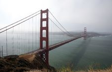 Free Golden Gate Bridge Royalty Free Stock Images - 9994089