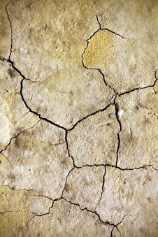 Free Cracked Ground Royalty Free Stock Photography - 9994607
