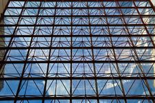 Free Wall Of Glass Stock Photos - 9994833