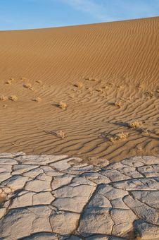Free Sand Dune Royalty Free Stock Photos - 9995148