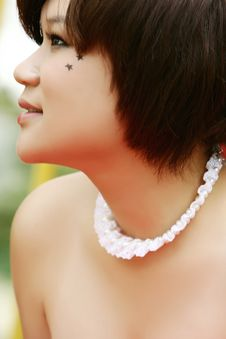 Free Chinese Lady Royalty Free Stock Images - 9995279