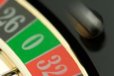 Free Roulette Royalty Free Stock Photo - 9995695