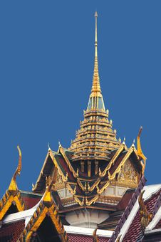 Free Grand Palace Stock Photo - 9996870