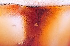 Free Glass Of Cola Royalty Free Stock Image - 9996876