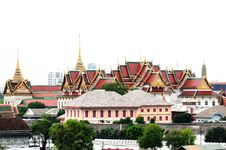 Free Grand Palace Stock Photography - 9996882