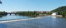 Free Vltava River Stock Image - 9997391