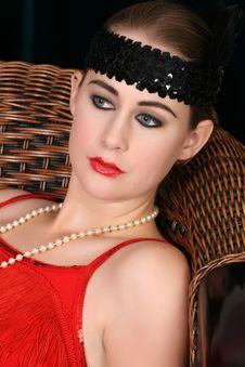 Free Beautiful Female Stock Photo - 9998060