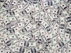 Free Money Royalty Free Stock Image - 9998116
