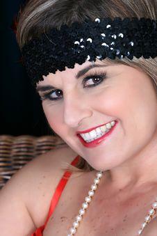 Free Beautiful Female Royalty Free Stock Photography - 9998257