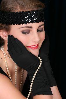 Free Beautiful Female Royalty Free Stock Image - 9998356