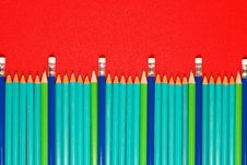 Free Pencils Stock Image - 9998431