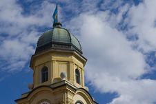 Free Tower Detail Stock Image - 9998571